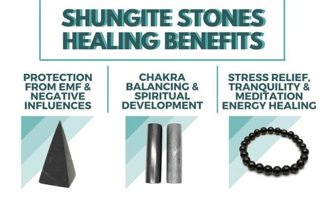 shungite-healing-properties