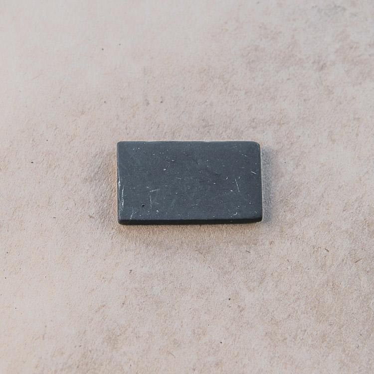 Shungite disc Shungite shield for phone 50 mm   Shungite plate Shungite tile 1,96 in Shungite sticker Shungite for EMF protection